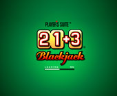 21 + 3 Blackjack