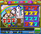 rainbow king game