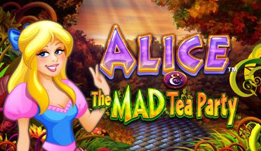 play casino alice mad tea party slots
